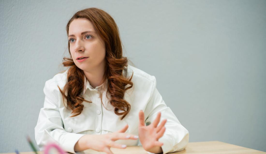 The Ukrainians: інтерв'ю Марії Артеменко, засновниці «Клубу Добродіїв»