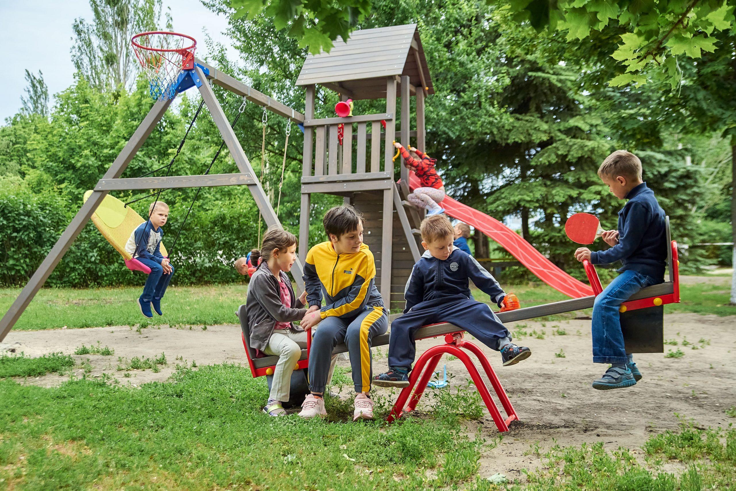 У Лисичанську з'явилось «Місце сили» для дітей